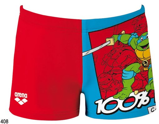 ARENA KIDS BOY TURTLES SHORT (001171)