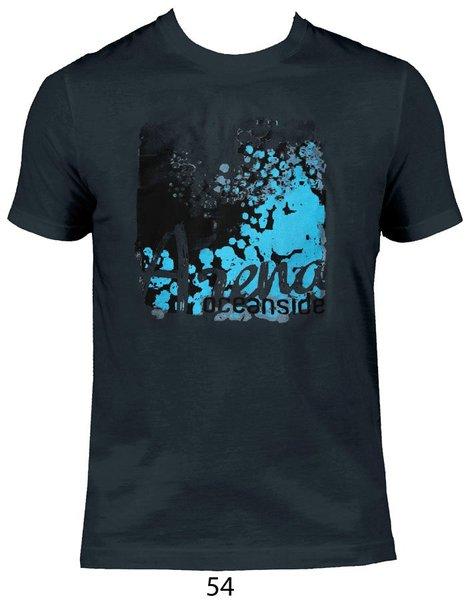 ARENA Футболка Beach t-shirt surf (37969)