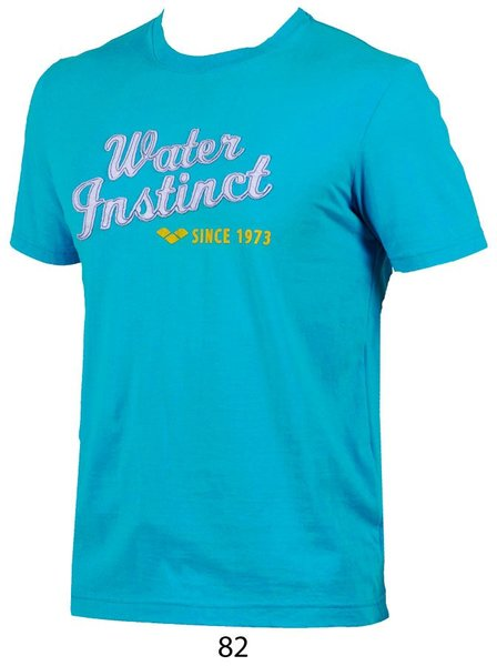 ARENA Футболка Beach t-shirt water instinct (37972)
