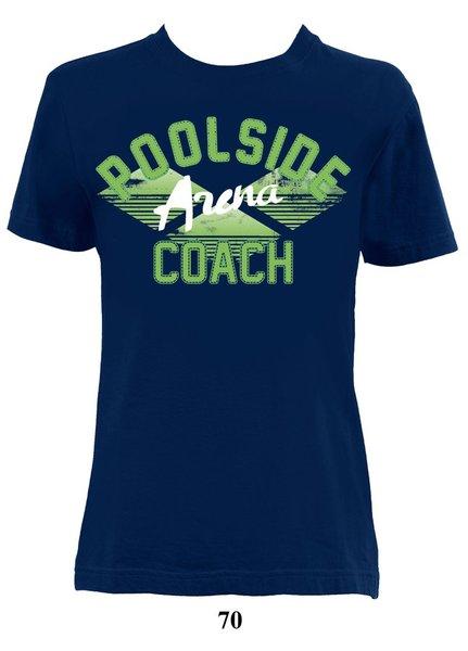 ARENA Футболка Beach t-shirt youth poolside (31698)