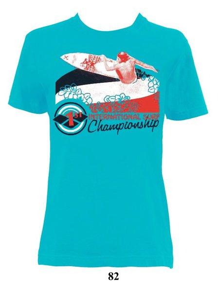 ARENA Футболка Beach t-shirt youth surf (31699)