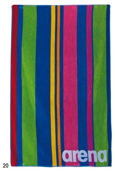 ARENA BIG STRIPES TOWEL (1B479)