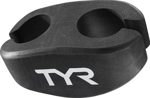 Колобашка для плавания TYR Hydrofoil Ankle Float (001 Черный)