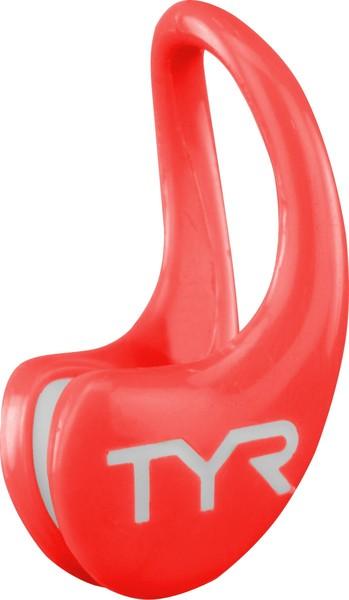 Зажим для носа TYR Ergo Swim Clip (689 Красный)