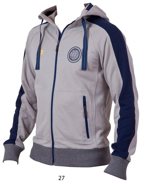 ARENA Кофта College hooded full zip jacket (68369)