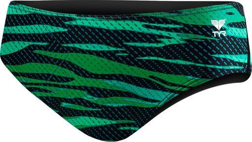 Плавки TYR Crypsis Racer (310 Зеленый)