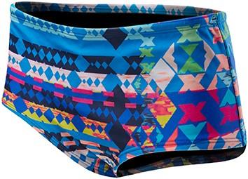 Шорты TYR Cheeky Short- Boca Chica (420 Голубой)