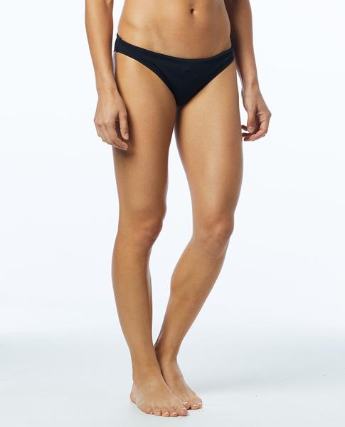 Плавки TYR Solid Mini Bikini Bottom (693 Светло-розовый)