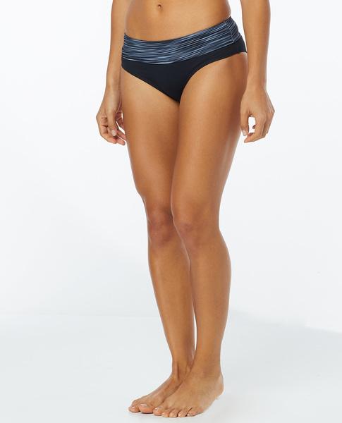 Плавки TYR Arvada Riva Classic Bikini Bottom (001 Черный)