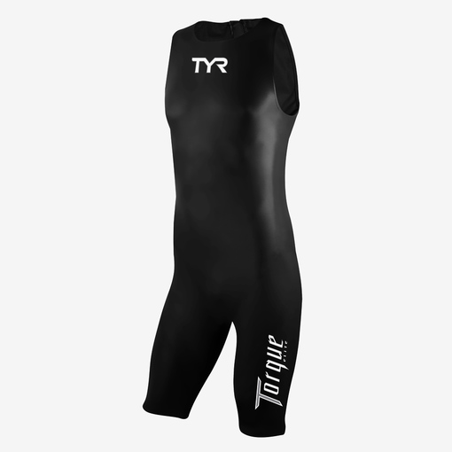 Гидрокостюм TYR Men's Torque Elite Swimskin (001 Черный)