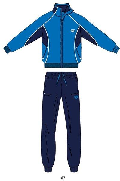 ARENA Спортивный костюм Essence full zip tracksuit panel (69619)