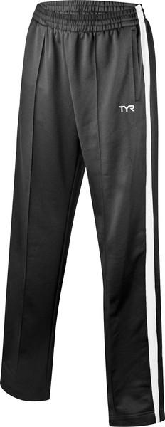 Брюки спортивные TYR Men'S Freestyle Warm-Up Pants (001 Черный)