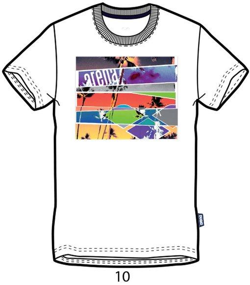 ARENA Футболка Frame T-Shirt (38593)