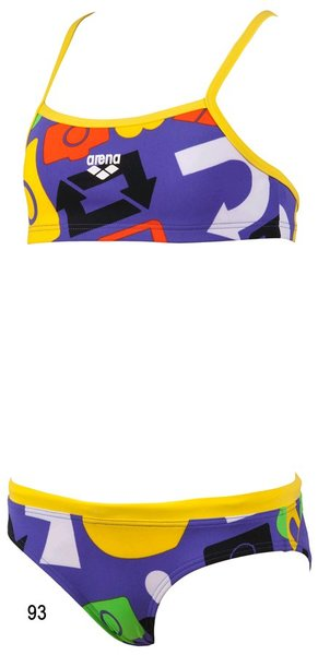 ARENA Icon Jr Two Piece (1A041)