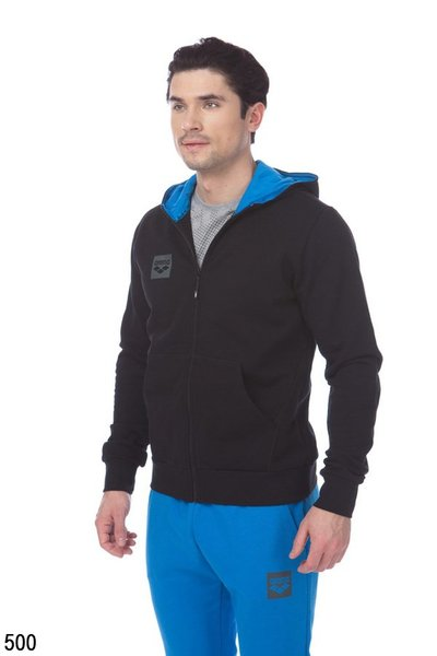 ARENA M ESSENTIAL HOODED F/Z JACKET (001048)