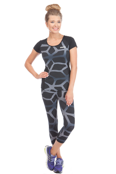 ARENA W PERF SPIDER LONG TIGHT (000197)