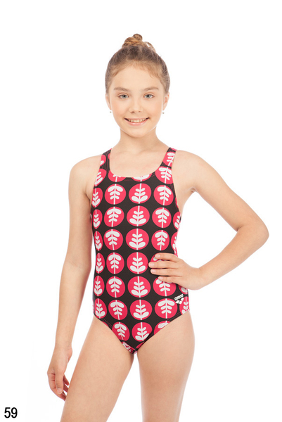 ARENA G BLOMMA JR ONE PIECE (2A423)