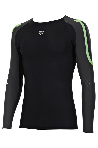 ARENA M CARBON COMPRESSION LONG SLEEVE (1D143)