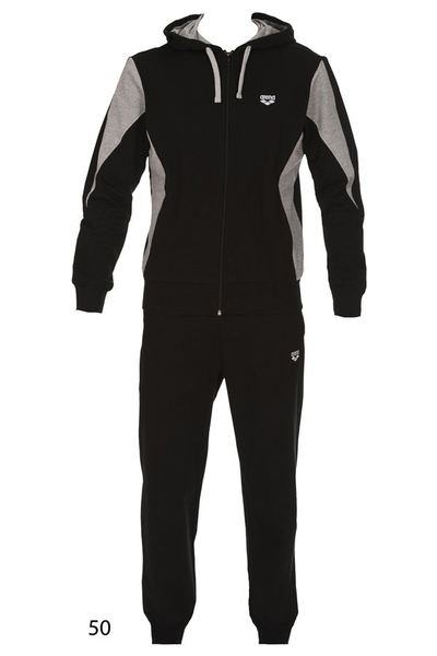 ARENA M ESSENCE HOODED F/Z TRACKSUIT (1D377)