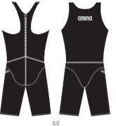 Гидрокостюмы Arena Костюм для плавания Man short leg suit VII (25126)