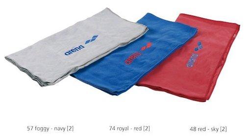ARENA Полотенце MICROFIBRE TOWEL (95165)