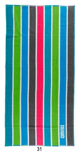ARENA Полотенце Stripes Towel (1B069)