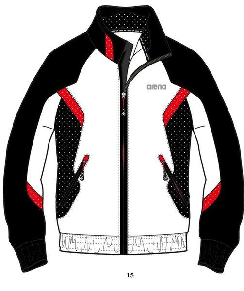 ARENA Кофта Performance full zip jacket (68375)
