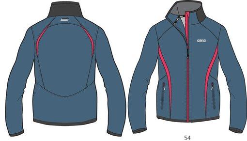 ARENA Куртка Performance jacket (68402)