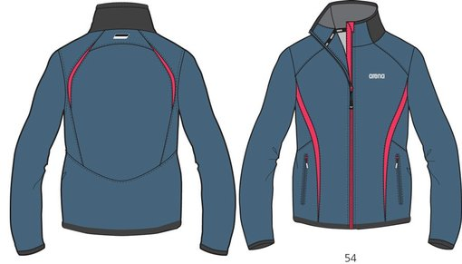 ARENA Куртка Performance jacket (68402)