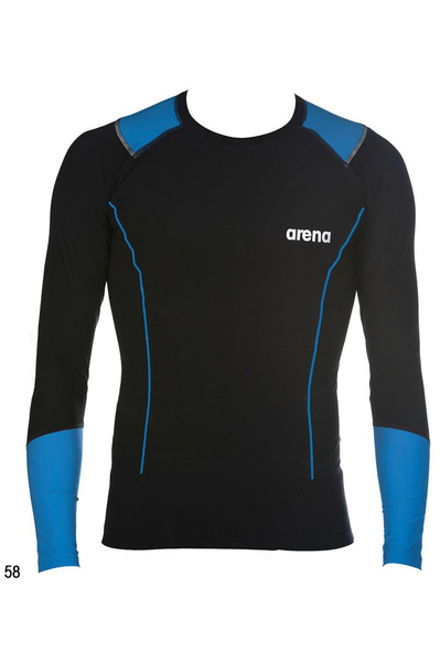 ARENA M PERFORMANCE LS REVO SHIRT (1D454)
