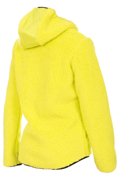 ARENA Performance teddy hooded F/Z jacket (1D204)