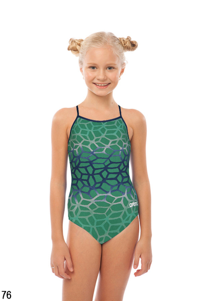 ARENA G POLYCARBONITE II JR ONE PIECE FL (2A540)