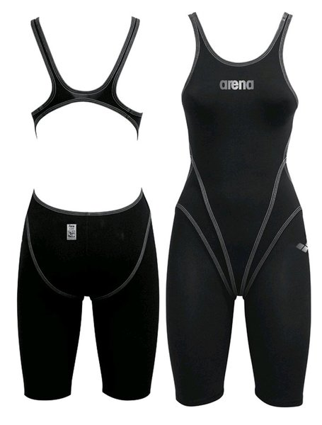 ARENA POWERSKIN XP FULL BODY SHORT LEG (OPEN)