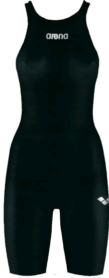 Гидрокостюмы Arena Woman Powerskin R-evolution Full Body Short Leg (Open) Suit (25265)