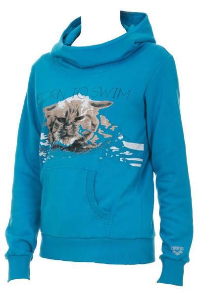 ARENA Separates hooded sweat cat (1D226)