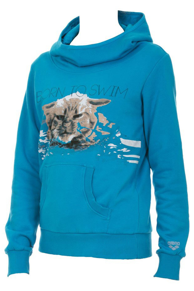 ARENA Separates hooded sweat cat (1D226)