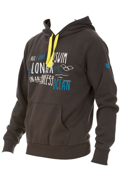 ARENA Separates hooded sweat endless (1D233)
