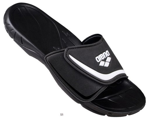 ARENA Сланцы Space Velcro Man (80768)