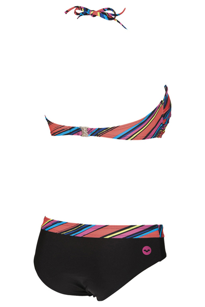 ARENA STRIPES TWIST BANDEAU (1B245)