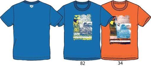 ARENA Футболка Surf Jr T-Shirt (31710)