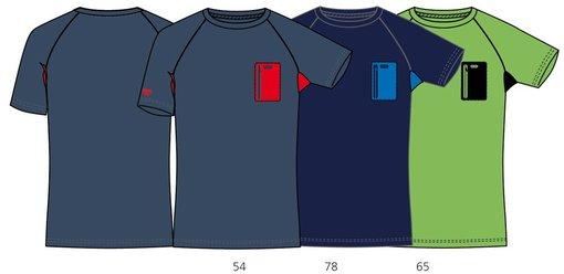 ARENA Футболка Training+ t-shirt pocket (38538)