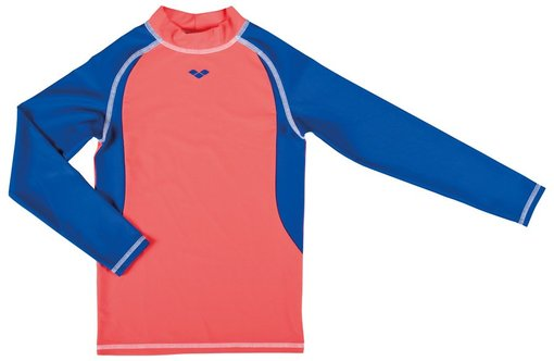 ARENA UV GIRL LONG SLEEVE SHIRT (1b185)