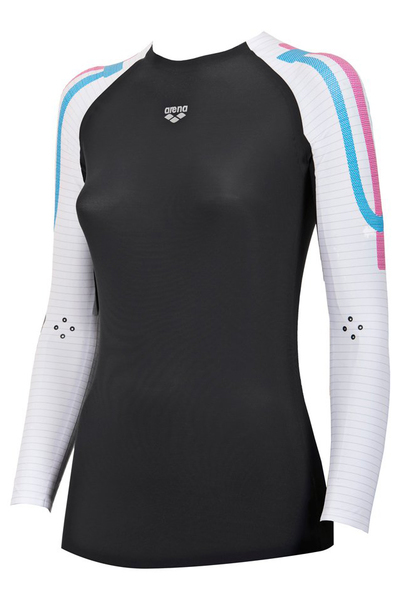 ARENA W CARBON COMPRESSION LONG SLEEVE (1D141)