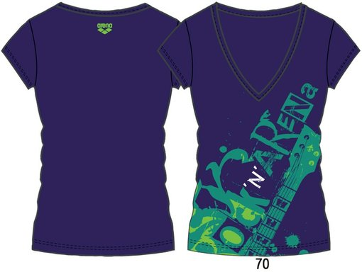 ARENA Футболка Separates t-shirt rock (38630)