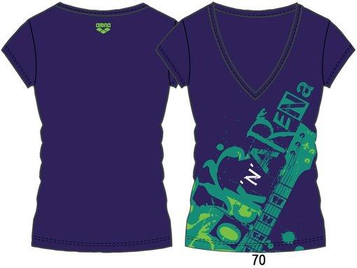 ARENA Футболка Separates t-shirt rock (38630)