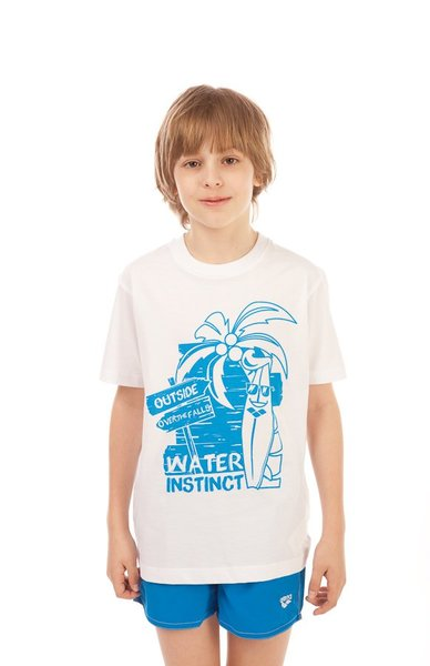 ARENA Футболка Water Instinct Jr (1B138)