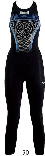Гидрокостюмы Arena Костюм для плавания  Woman Powerskin R-evolution Full Body Long Leg Suit (25227)