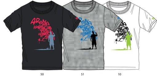 ARENA Футболка Writy man t-shirt (38584)